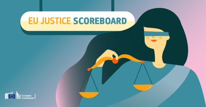 EC logo Justice Scoreboard