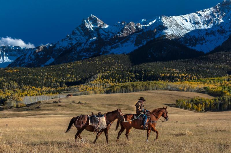 """Découvrir la culture """"cowboy"""" au Colorado"""