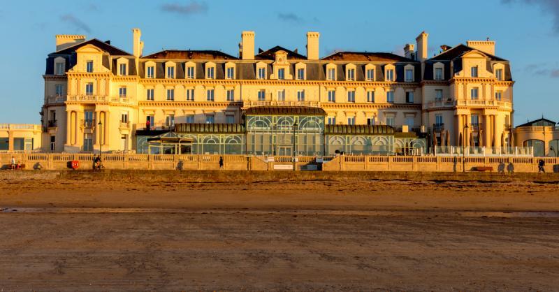 Thermes de Saint-Malo @Shutterstock