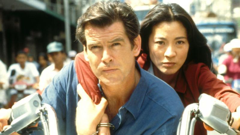 Demain ne meurt jamais (1997) :James Bond dans la baie de Phan Nga