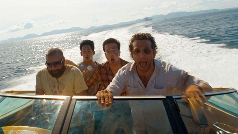 Very Bad Trip 2: une bringue entre copains qui tourne mal, à Bangkok