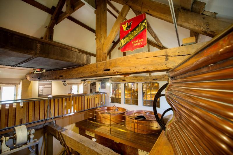Musée de la Bière, Stenay, Meuse