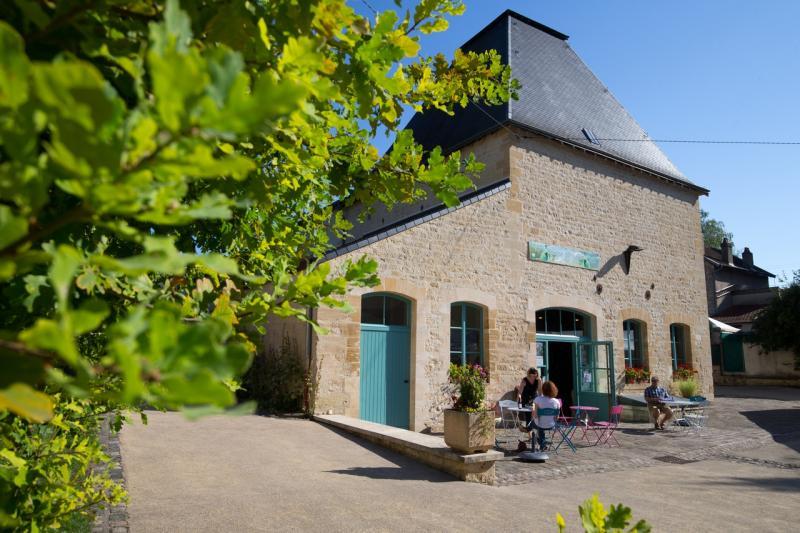 Taverne de la citadelle, Stenay, Meuse