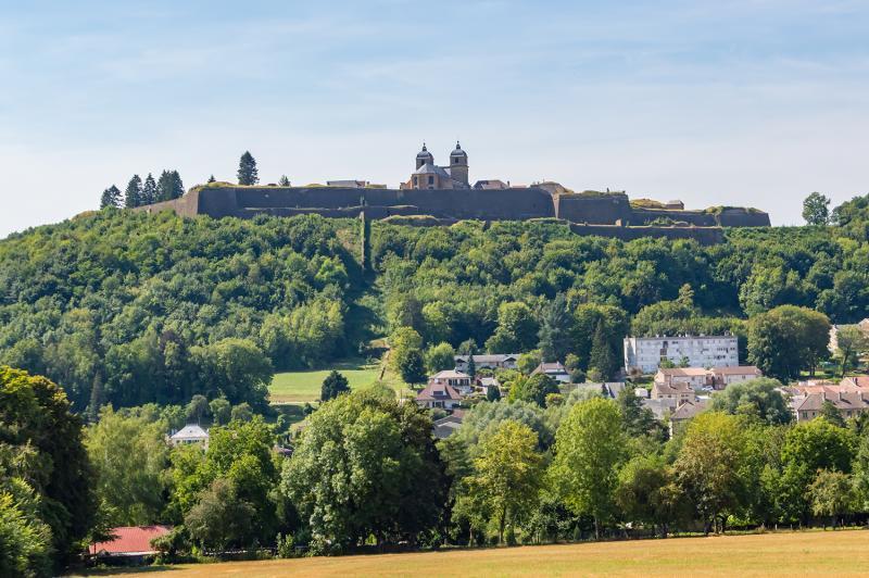 Citadelle de Montmédy, Meuse