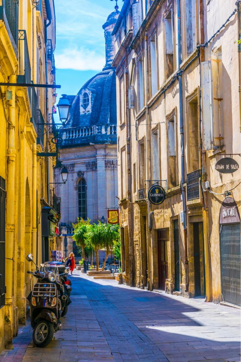 Ruelles Montpellier