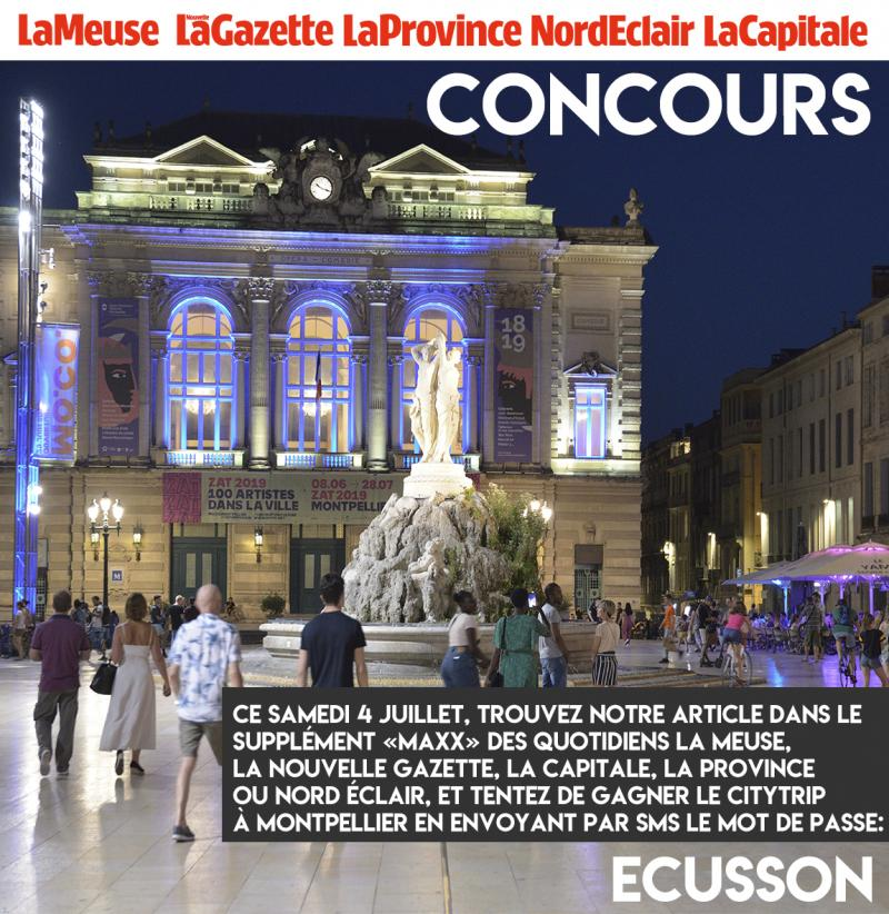 Concours Montpellier