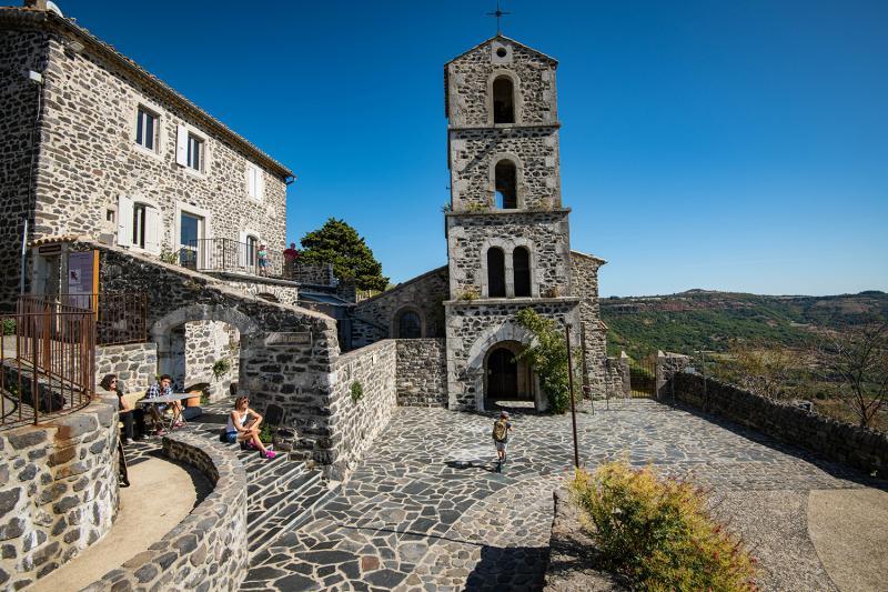Saint-Laurent-sous-Coiron, Ardèche