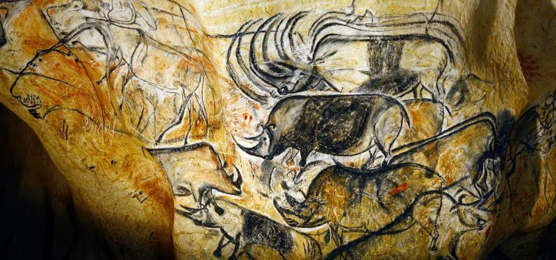 A faire en Ardèche : voir les plus anciennes peintures du monde dans la grotte Chauvet 2