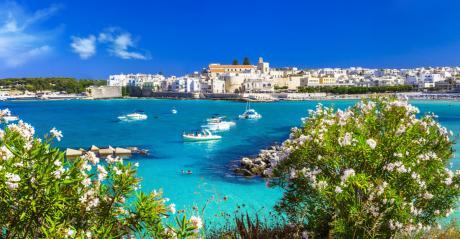 Otranto, dans les Pouilles