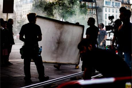Paris sur le thème du cinéma @Shutterstock