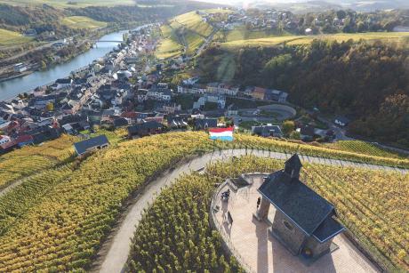 La Moselle luxembourgeoise, à 40 minutes de nos frontières !